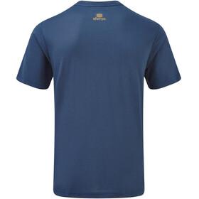 Sherpa Kimti - T-shirt manches courtes - bleu